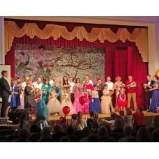 Спонсорская помощь для шоу-конкурса «Мисс Дюймовочка 2018».