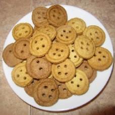 Рецепт приготовления печенья «Пуговка»