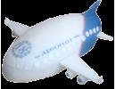 Торт в виде самолёта «Аэрофлота»