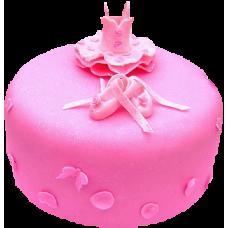 Торт «Балерина»