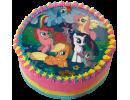 Фото торт с пони