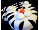 Торт в виде тигрёнка