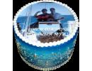 Фото-торт на день рождения мужу