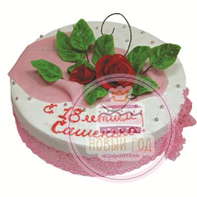 Торт «Юная»
