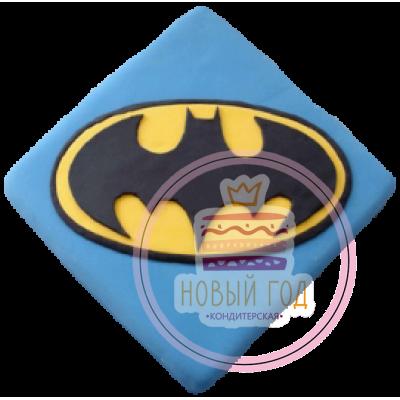 Бэтмен торт