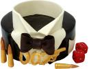 Торт «Агент 007»