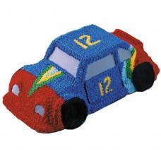 Детский кремовый торт «Гоночный автомобиль»