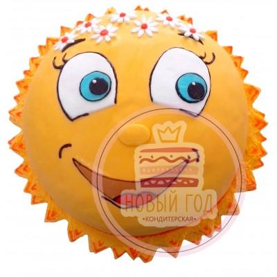Торт «Солнышко»