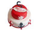 Торт «Морское приключение»