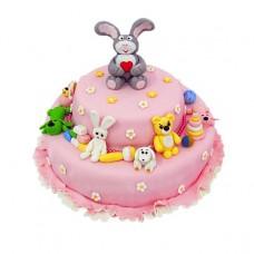 Торт «Первые игрушки»