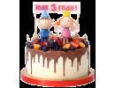 Торт «Бен и Холли»