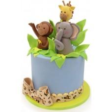 Торт «Джунгли зовут»