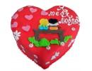 "Торт-сердце ""Love is..."""