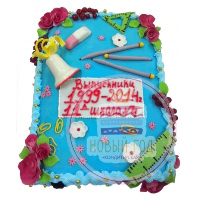 Торт «Последний звонок»
