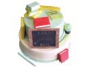 Торт «Школа, прощай!»
