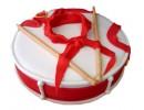 Торт «Октябренок»