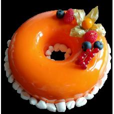 Зеркальные торты на заказ от кондитерской «Новый год» поражают воображение!