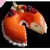 Торт Зеркальный «Абрикос»