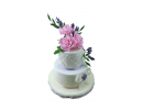 Торт «Букет невесты»