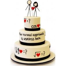 Торт «Формула любви»