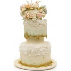 Торт «Венок невесты»