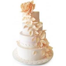 Торт «Чайная роза»