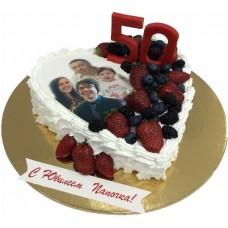 Торт на юбилей 50 лет для папы